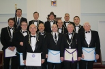 2014 Ocean City Masonic Lodge 171 Officers