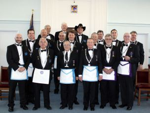 Ocean City Lodge No. 171 F&M 2015 Officers